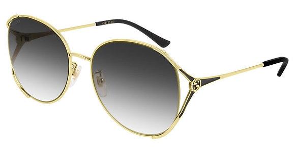Gucci Woman's Designer Sunglasses GG0650SK
