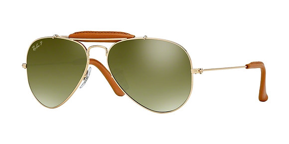 RayBan Men's Designer Sunglasses RB3422Q