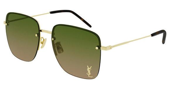 Saint Laurent Woman's Designer Sunglasses SL312M