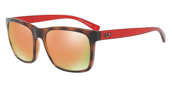 Exchange Armani Men's  Designer Sunglasses AX4063S