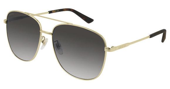 Gucci Unisex Designer Sunglasses GG0410SK