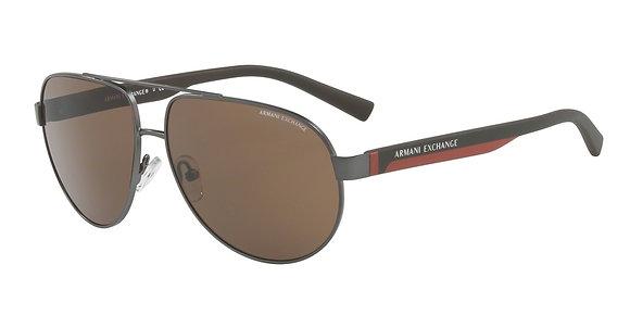 Armani Exchange Men's Designer Sunglasses AX2022S
