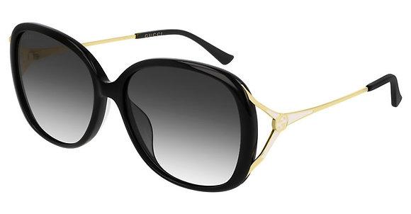 Gucci Woman's Designer Sunglasses GG0649SK