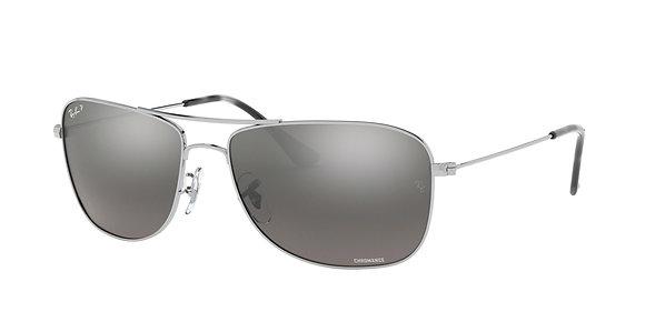 RayBan Unisex's Designer Sunglasses RB3543