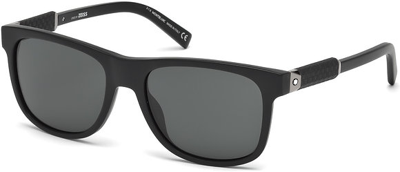 Mont Blanc Men's Designer Sunglasses MB654S