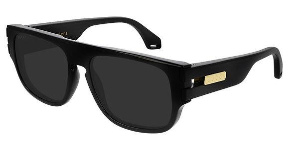 Gucci Man's Designer Sunglasses GG0664S