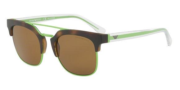 Emporio Armani Men's Designer Sunglasses EA4093