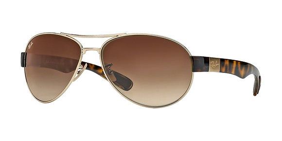 RayBan Men's Designer Sunglasses RB3509