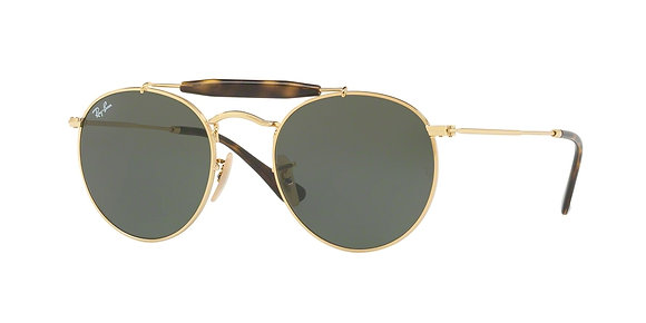 RayBan Unisex's Designer Sunglasses RB3747