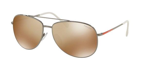 Prada Linea Rossa Men's Designer Sunglasses PS 55US
