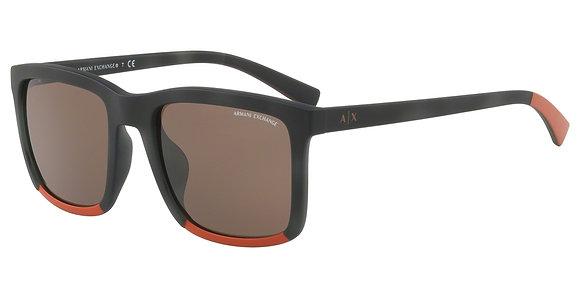Armani Exchange Men's Designer Sunglasses 0AX4067SF