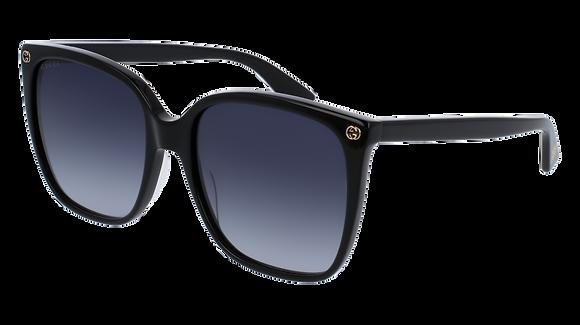 Gucci Women's Designer Sunglasses GG0022S