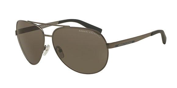 Armani Exchange Men's Designer Sunglasses AX2017S