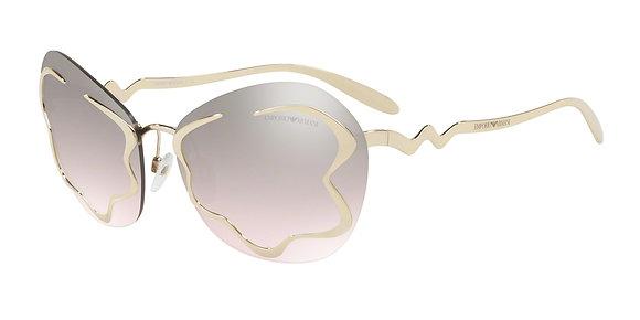 Emporio Armani Women's Designer Sunglasses EA2060