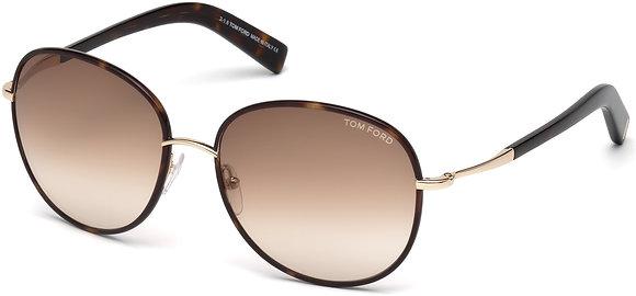 Tom Ford Women's Designer Sunglasses FT0498