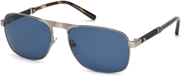 Mont Blanc Men's Designer Sunglasses MB655S