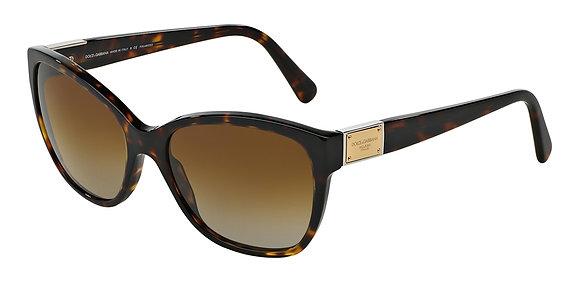 Dolce Gabbana Women's Designer Sunglasses DG4195
