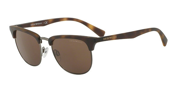 Emporio Armani Men's Designer Sunglasses EA4072