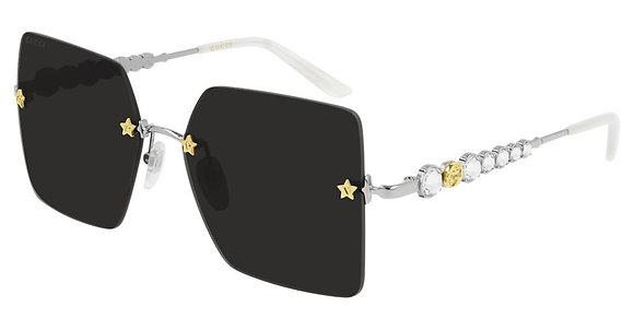 Gucci Woman's Designer Sunglasses GG0644S