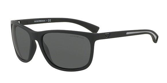 Emporio Armani Men's Designer Sunglasses EA4078