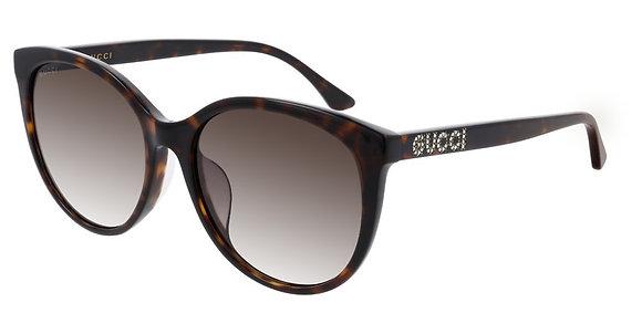 Gucci Woman's Designer Sunglasses GG0729SA