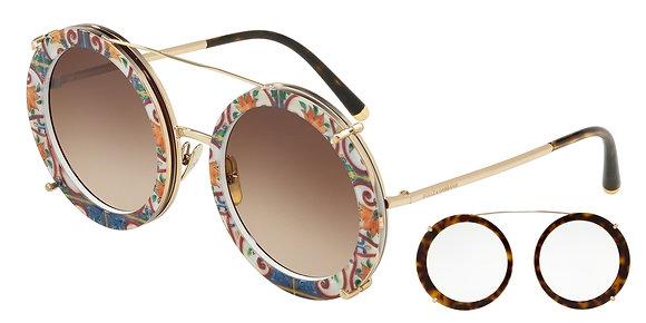 Dolce Gabbana Women's Designer Sunglasses DG2198
