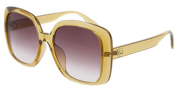 Gucci Woman's Designer Sunglasses GG0714SA
