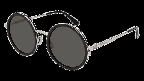 Saint Laurent Unisex Designer Sunglasses SL 136 COMBI