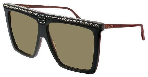 Gucci UNISEX  Designer Sunglasses GG0733S