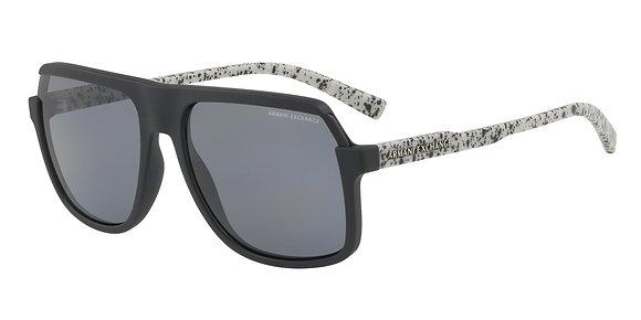 Armani Exchange Men's Designer Sunglasses AX4066S