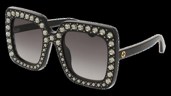 Gucci Women's Designer Sunglasses GG0148S