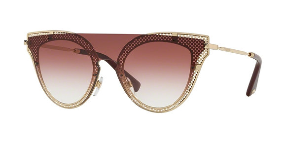 Valentino Women's Designer Sunglasses VA2020