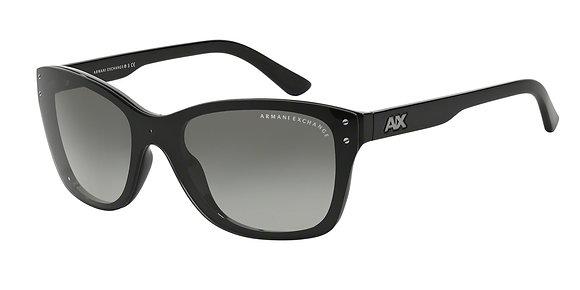 Armani Exchange Women's Designer Sunglasses AX4027S