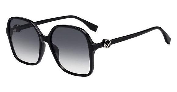 Fendi Women's Designer Sunglasses FF 0287/S