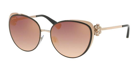 Bvlgari Women's Designer Sunglasses BV6092B