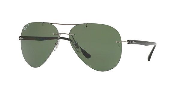 RayBan Men's Designer Sunglasses RB8058
