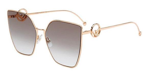 Fendi Women's Designer Sunglasses FF 0323/S