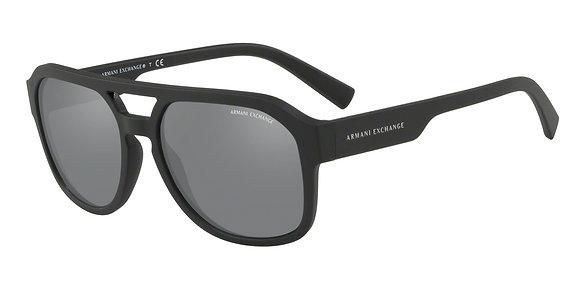 Armani Exchange Men's Designer Sunglasses AX4074SF