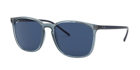RayBan Men's Designer Sunglasses RB4387F