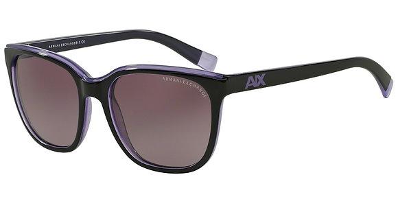 Armani Exchange Women's Designer Sunglasses AX4031