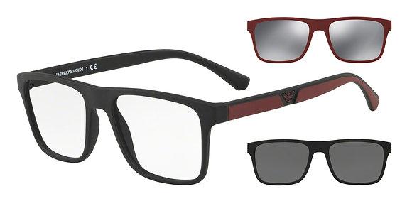 Emporio Armani Men's Designer Sunglasses EA4115F