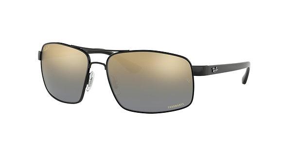 RayBan Men's Designer Sunglasses RB3604CH