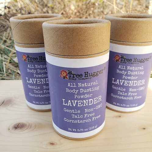 Herbal Lavender Dusting Powder