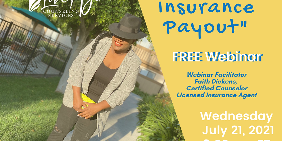 """""""Grieving  Without a Life  Insurance Payout"""" Webinar"""