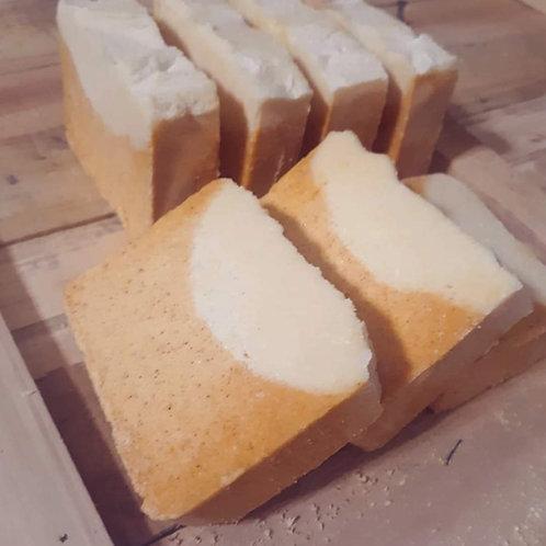 Lemon Ginger Kombucha Sea Salt