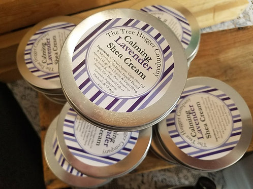 Calming Lavender Hand Cream