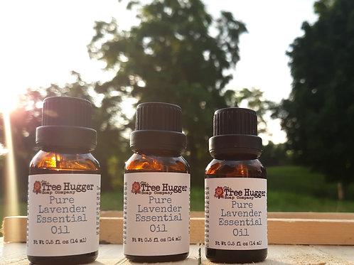 Lavender (Pure Organic Essential Oil)