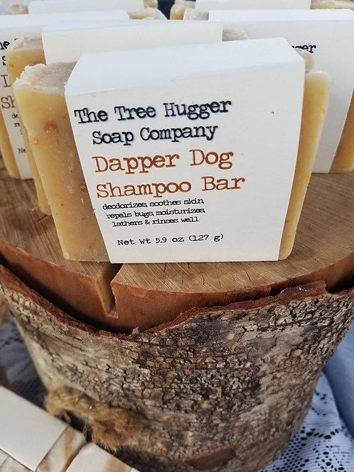 Dapper Dog Shampoo Bar
