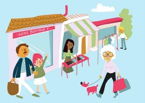 Soutenez les commerçants de Libourne !