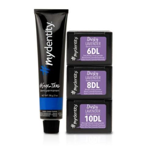 Demi-Permanent Dusty Lavender